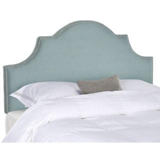 Safavieh Hallmar Sky Blue Arched Headboard (Queen)
