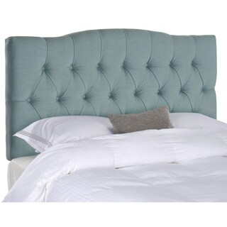 Safavieh Axel Sky Blue Tufted Headboard (Full)