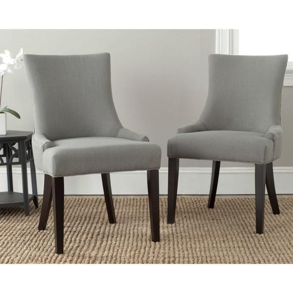 Safavieh En Vogue Dining Lester Granite Side Chairs Set