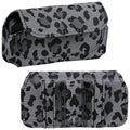 BasAcc Black and Gray Watermark Pouch for Samsung M850 Instinct HD