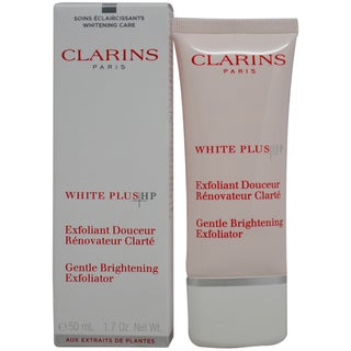 Clarins White Plus HP Gentle Brightening Exfoliator