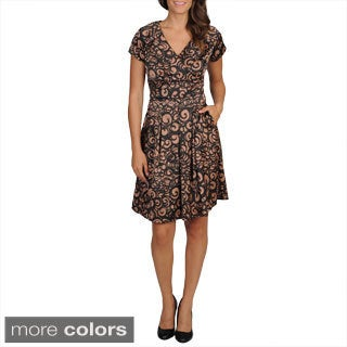 Cece's New York Women's Satin Party Dress