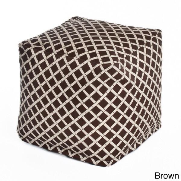 Indoor/Outdoor Beanbag Cube