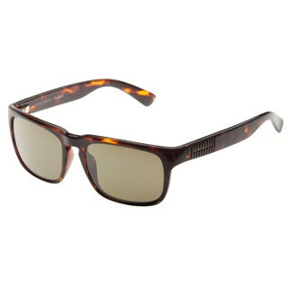 Serengeti 'Cortino' Men's Dark Tortoise Polarized Fashion Sunglasses