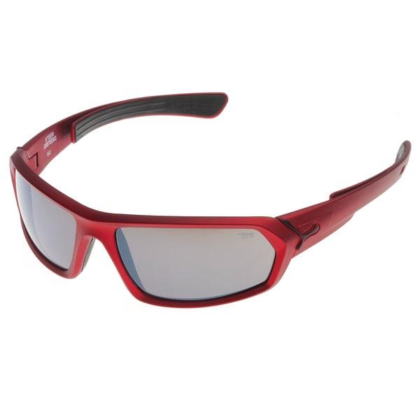 Cebe Men's 'S'Teem' Mountain Red Sport Sunglasses