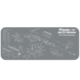 Wheeler AR 156824 Maintenance Mat