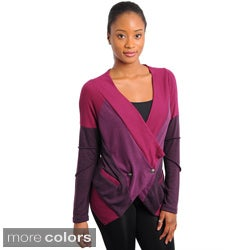 Stanzino Women's Colorblocked Cardigan