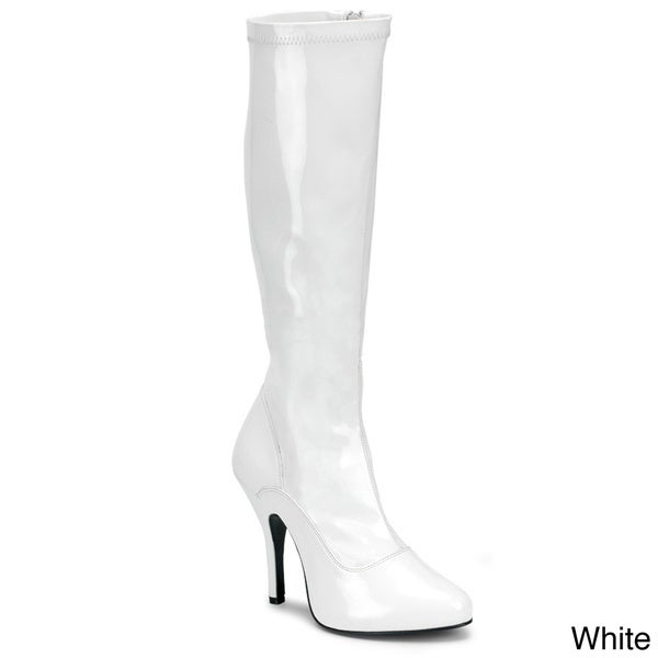 Funtasma Women's 'Arena-2000' Patent Leather Knee-high Boots