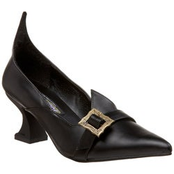 Funtasma 'SALEM-06' Women's Black Witch Shoes