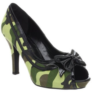 Funtasma 'SOLDIER-03X' Women's Hidden Platform Pumps