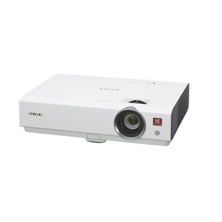 Sony VPLDW125 2600 lumen WXGA Mobile Network Projector