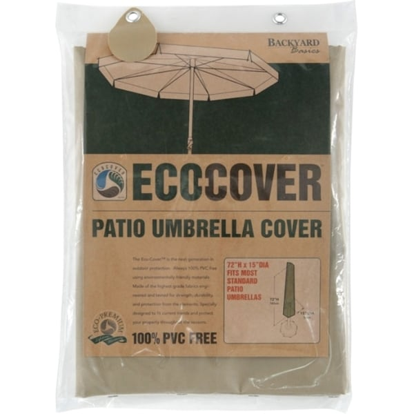 Mr. Bar.B.Q Eco-Cover Patio Umbrella Cover