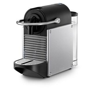 Nespresso D60 Aluminum Pixie Espresso Machine