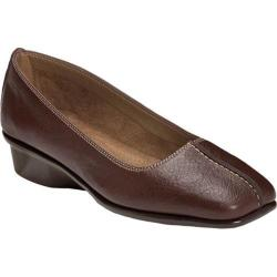 Women's A2 by Aerosoles Barometer Brown Synthetic