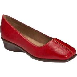 Women's A2 by Aerosoles Barometer Red Synthetic