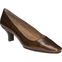 Women's A2 by Aerosoles Dimperial Bronze Patent