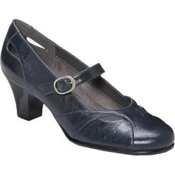 Women's A2 by Aerosoles Marimba Navy Synthetic