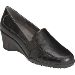 Women's A2 by Aerosoles Torque Black Synthetic