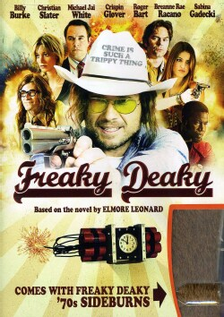 Freaky Deaky (With Bonus Sideburns) (DVD)