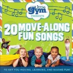 Little Gym - 20 Move-Along Fun Songs