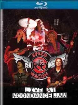 Live At Moondance Jam (Blu-ray Disc)