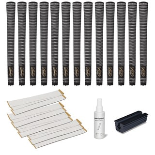 Lamkin Crossline Midsize (+1/16-Inch) 13-Piece Grip Kit