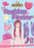 Fashion Factor: Sticker Activity Book (Paperback)