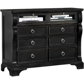 Traditions 6-drawer Entertainment Chest