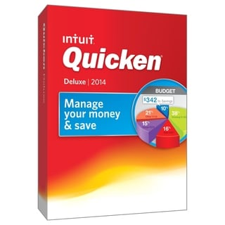 Intuit Quicken 2014 Deluxe - Complete Product - 1 User