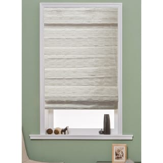 Chicology Charming Nicole Creme Roman Shades
