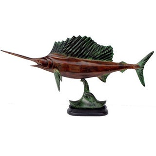 Patina Sailfish