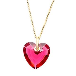 Swarovski If Small Heart Pendant Necklace