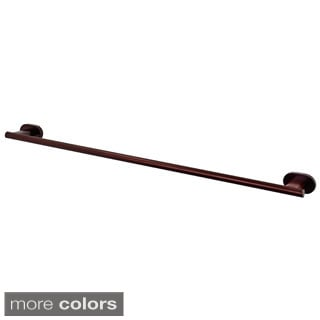 Vigo Ovando 24-inch Round Design Towel Bar