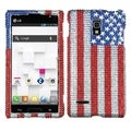 BasAcc United States National Flag Case for LG P769 Optimus L9