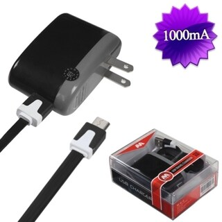 INSTEN Micro USB Travel Charger and Cable