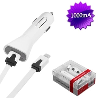 BasAcc 8PIN Car Charger For iPhone 5/5S/5C iPod Touch 5 iPad 4 iPad M