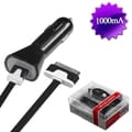 BasAcc 30-pin Black Car Charger for Apple iPhone 3G/ 3GS/ 4/ 4S