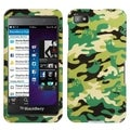 BasAcc Green/ Woodland/ Camo Case for Blackberry Z10