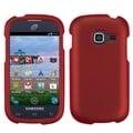 BasAcc Titanium/ Red Blue Case for Samsung Galaxy Discover/ Centura