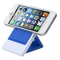 BasAcc Blue Foldable Anti-skid Phone Holder for Apple iPhone 5
