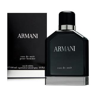 Giorgio Armani 'Eau de Nuit' Men's 3.4-ounce Eau de Toilette Spray