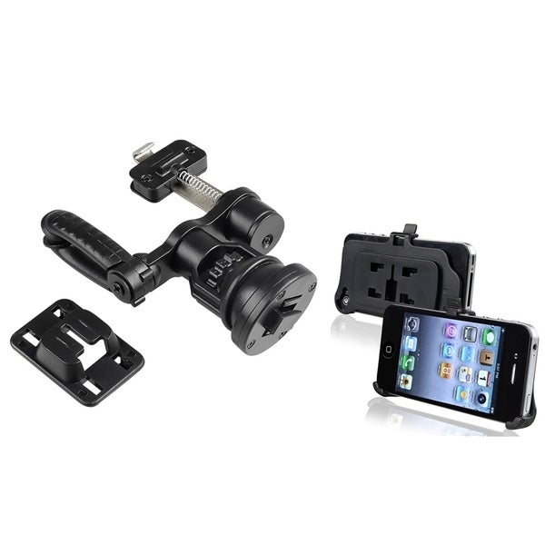 INSTEN Car Air Vent Phone Holder Mount/ Plate for Apple iPhone 4/ 4S