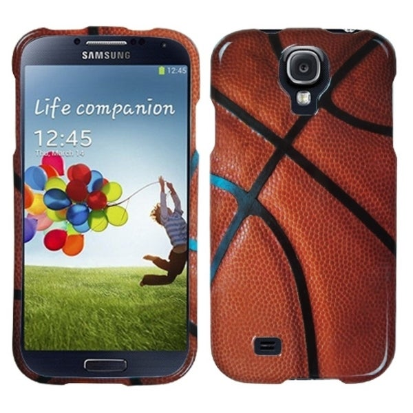 INSTEN Basketball Phone Case Cover for Samsung Galaxy S IV/ S4 i9500