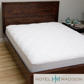 Hotel Madison 300 Thread Count Highloft Mattress Pad
