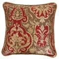 Austin Horn Classics 20-inch Botticelli Luxury Throw Pillow