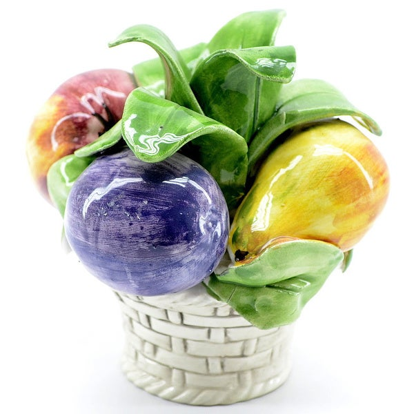 6-inch Fruit Candle Holder