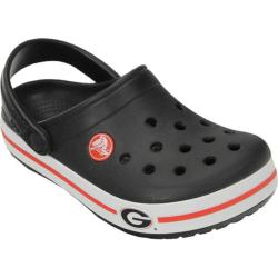 Children's Crocs Crocband Georgia Clog Black