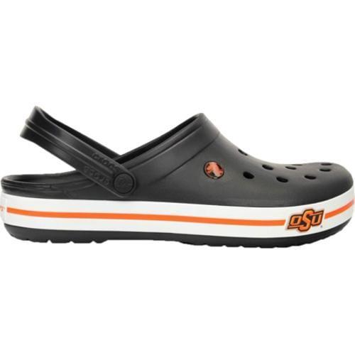 Crocs Crocband Oklahoma State Clog Black