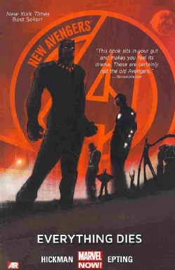 New Avengers 1: Everything Dies (Paperback)