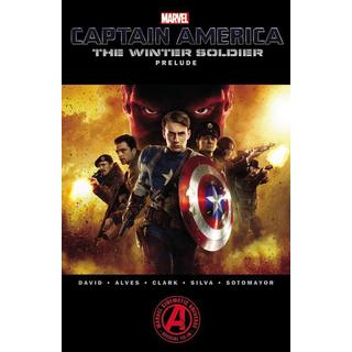 Marvel's Captain America: The Winter Soldier Prelude (Paperback)